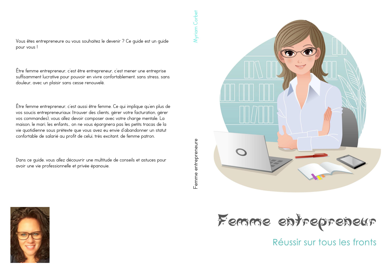 Achetez le guide Femme entrepreneure