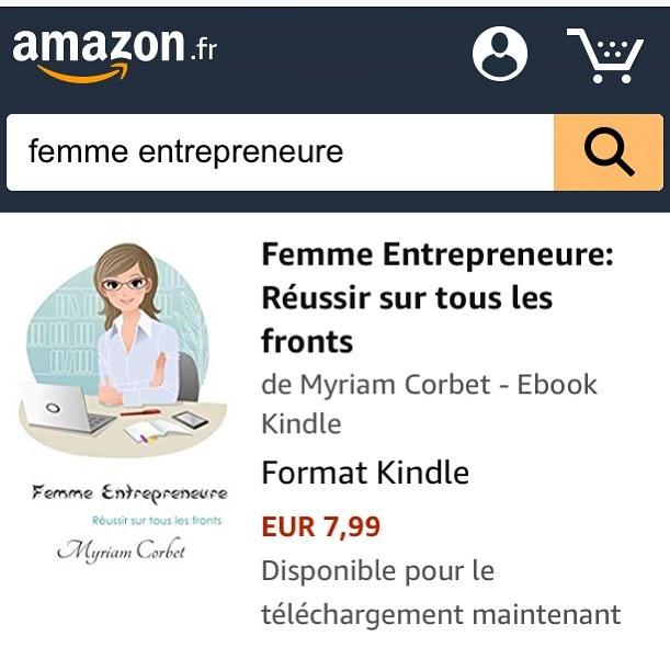 guide Femme Entrepreneure Kindle