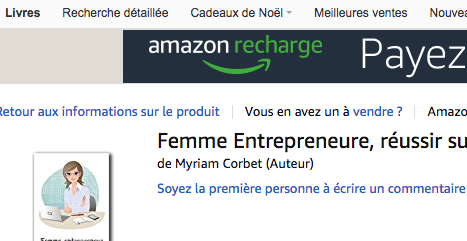 vendre vos produits sur Amazon