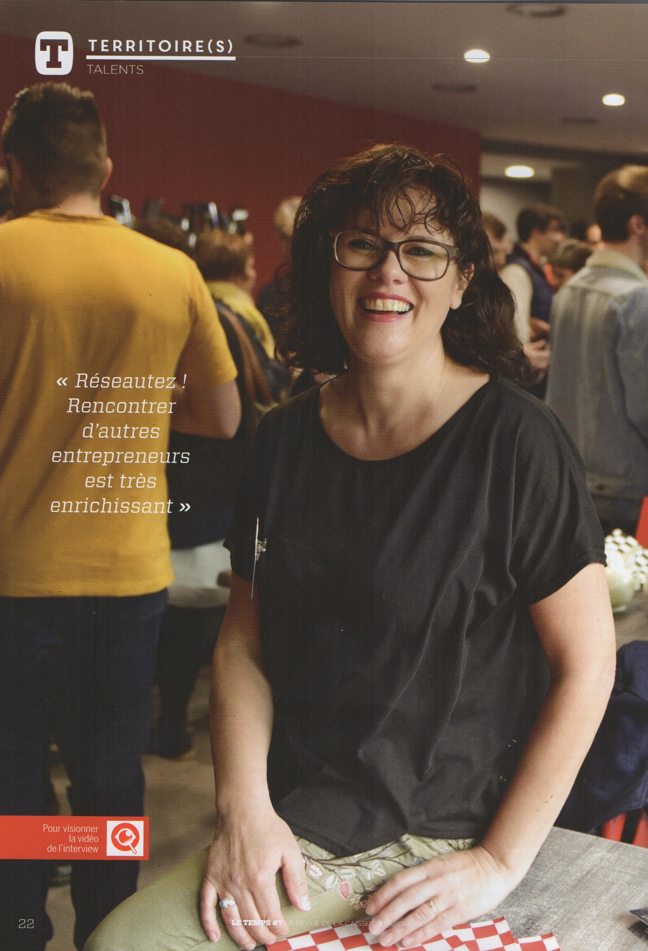 interview vidéo - Caisse d'Epargne