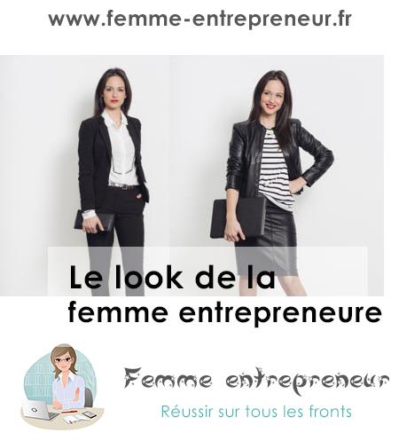 Le look de la femme entrepreneur