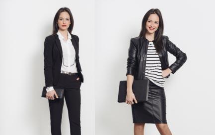 look de la femme entrepreneure