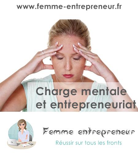 Charge mentale et entrepreneuriat