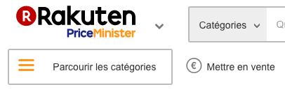 Vendre vos produits sur Price Minister